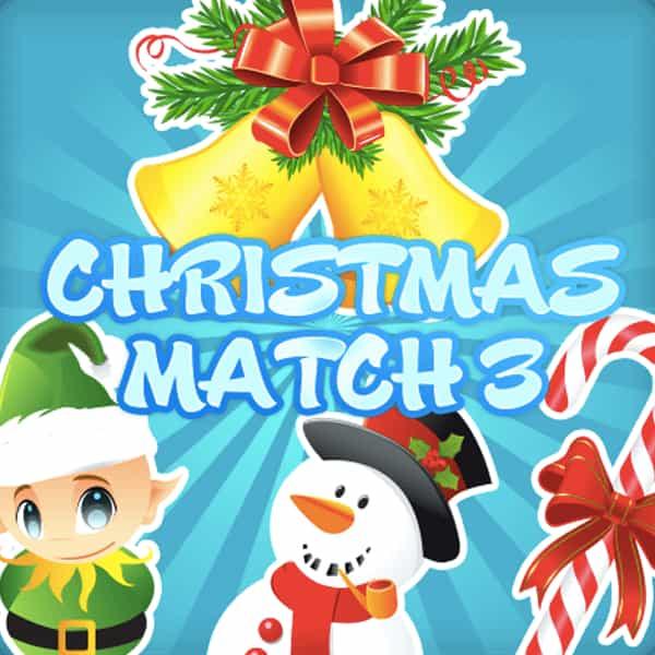 Christmas Match-3