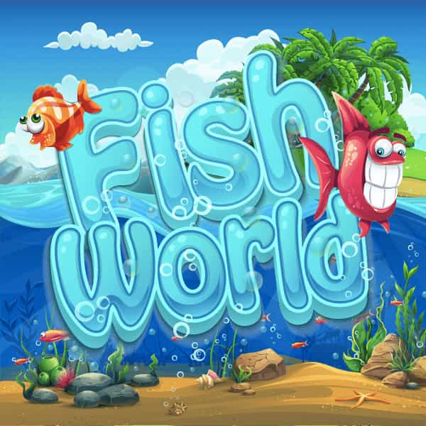 Fish World Match-3