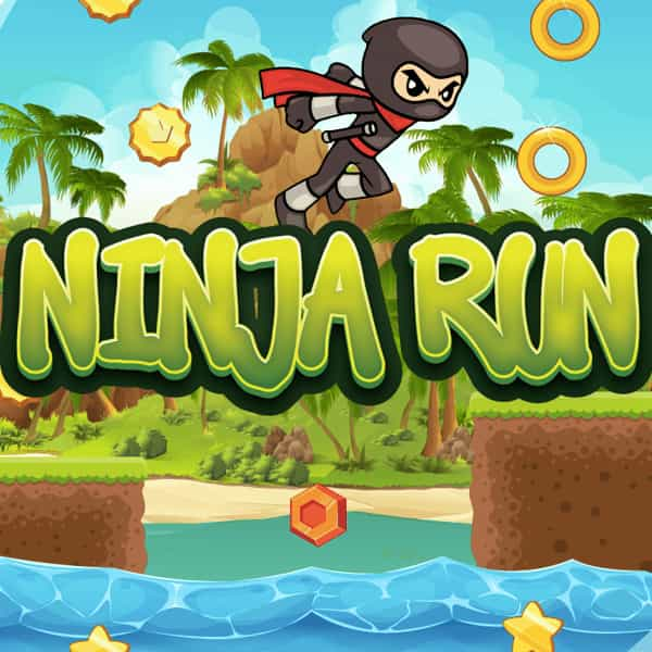 Ninja Run New
